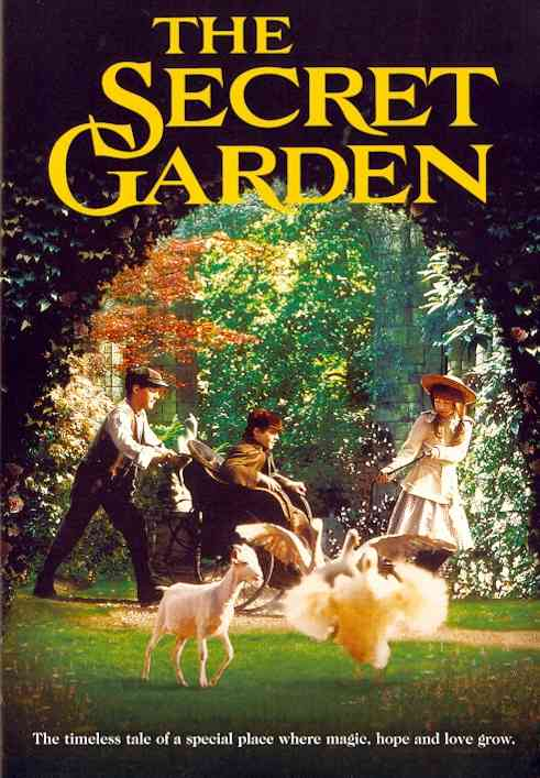 SECRET GARDEN BY HOLLAND,AGNIESZKA (DVD)